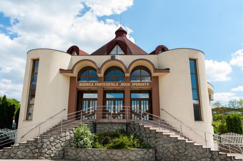 Biserica Noua Speranță, Zalău