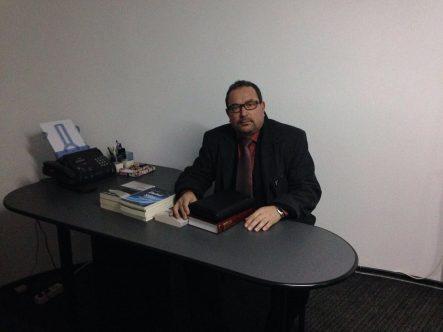 Pastor Valerian Mocan